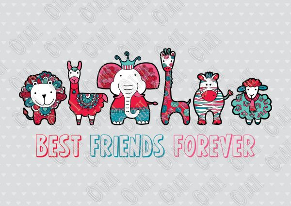 DIY A2-Best-Friends-Forever-Watermark