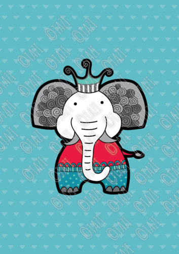 Tazi A3-Elephant-Preview