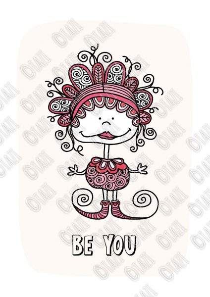 Tazi be-you-doodledoll