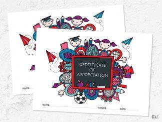 DIY A4-School-Appreciation-Hero