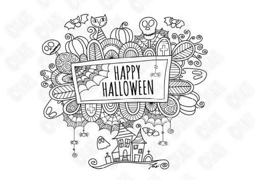 DIY A4-happy-halloween-web