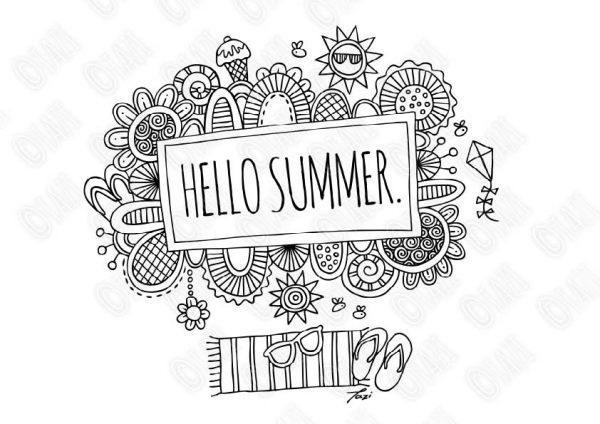 Tazi-hello-summer
