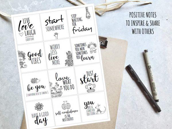 Tazi Positive-Notes