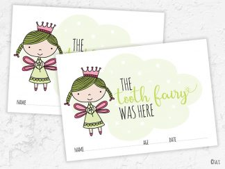 Tazi Tooth-Fairy-Certificate