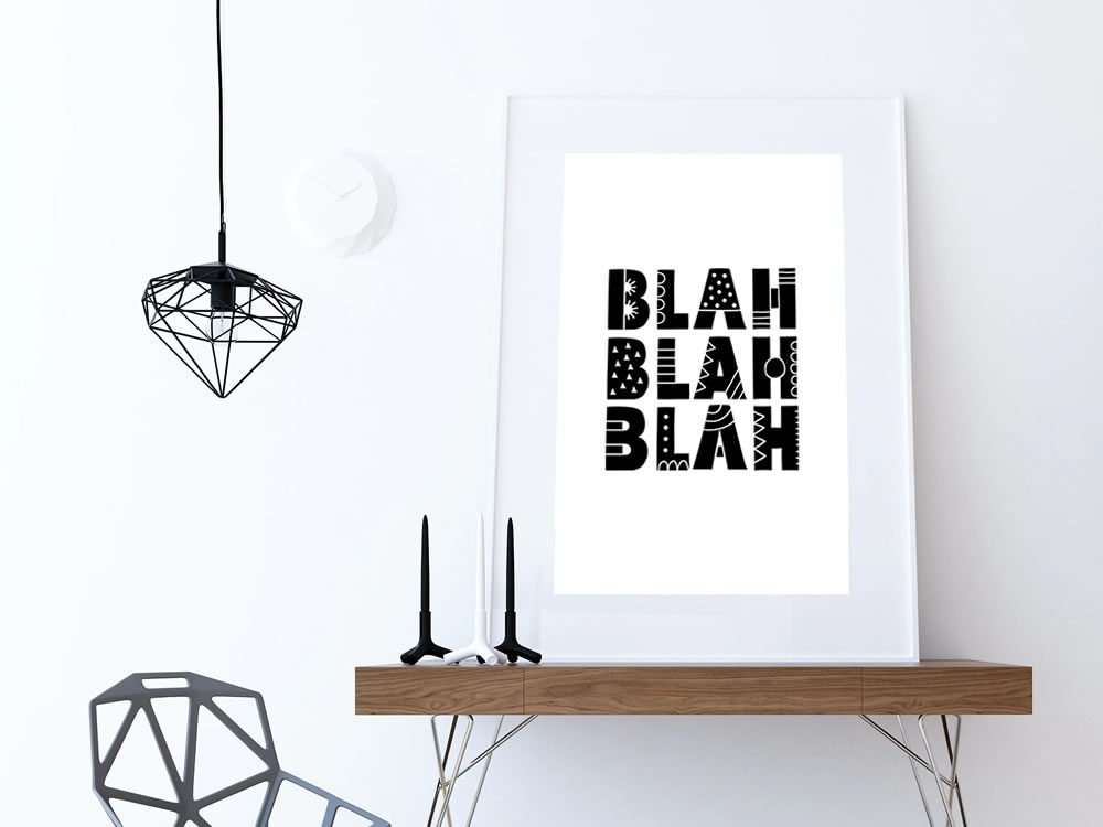 Tazi blah-blah-black