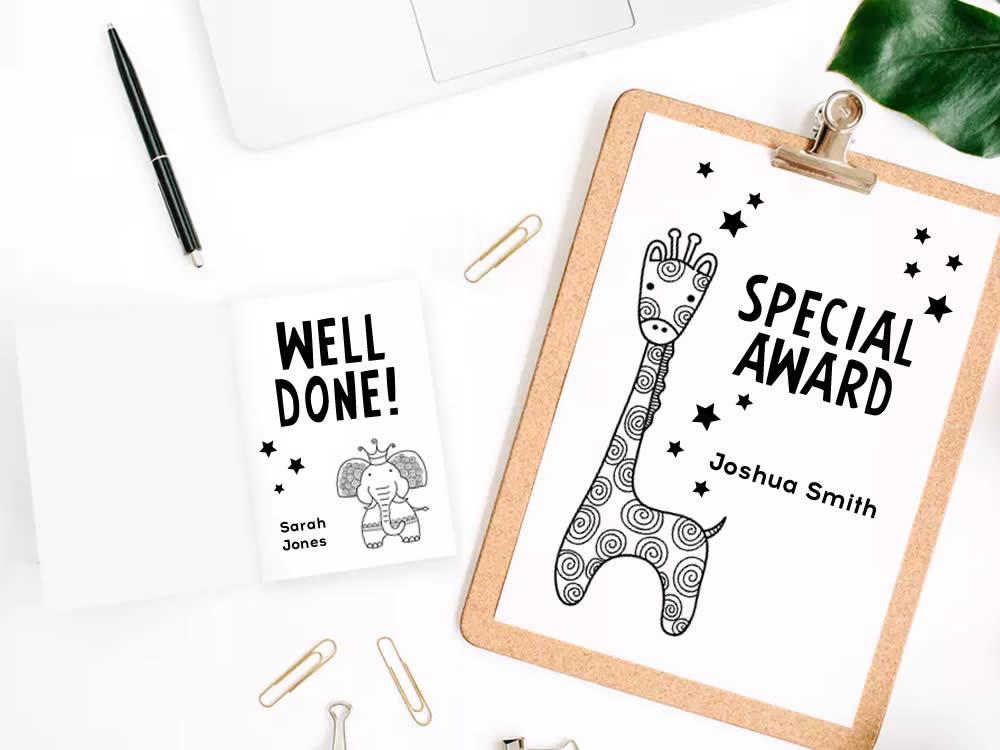DIY awards