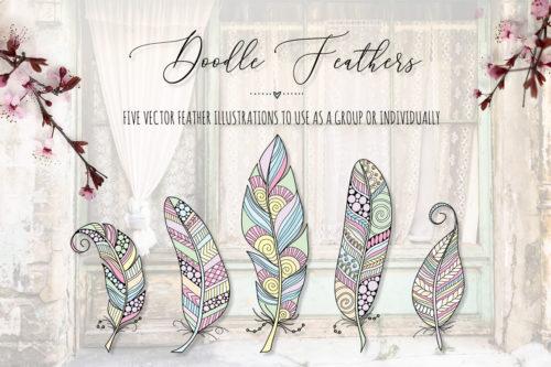 Tazi feathers hero