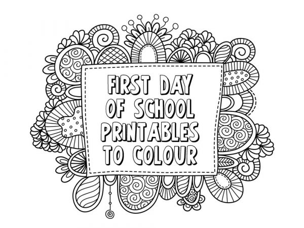 Tazi first-day-school-printable