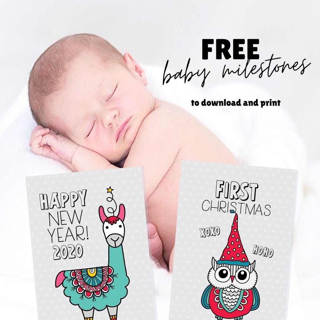 Tazi free-baby-milestones
