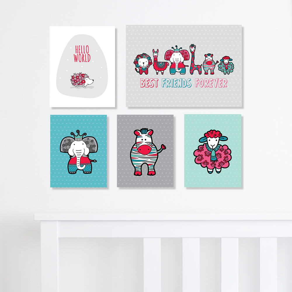Tazi gallery-wall-infant-square