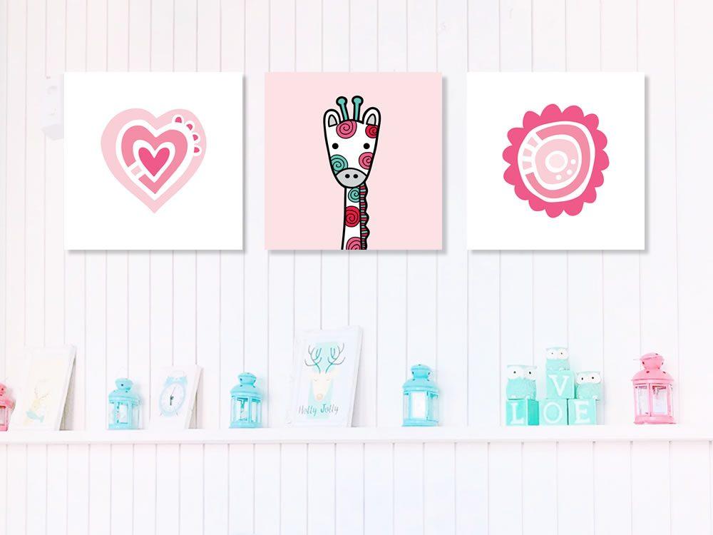 Tazi pink set