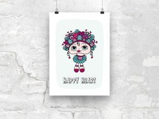 Tazi happy-heart-doodledoll