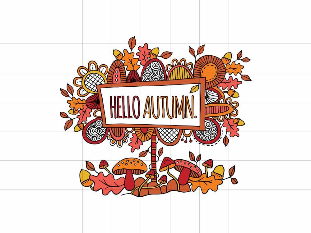 Tazi hello-autumn