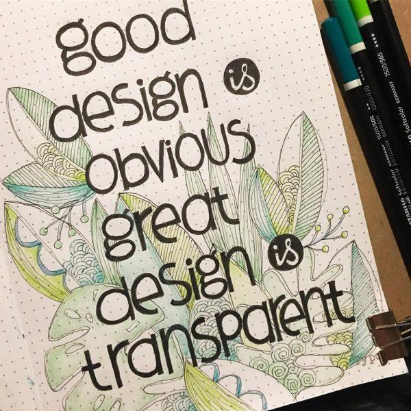 DIY journal-design