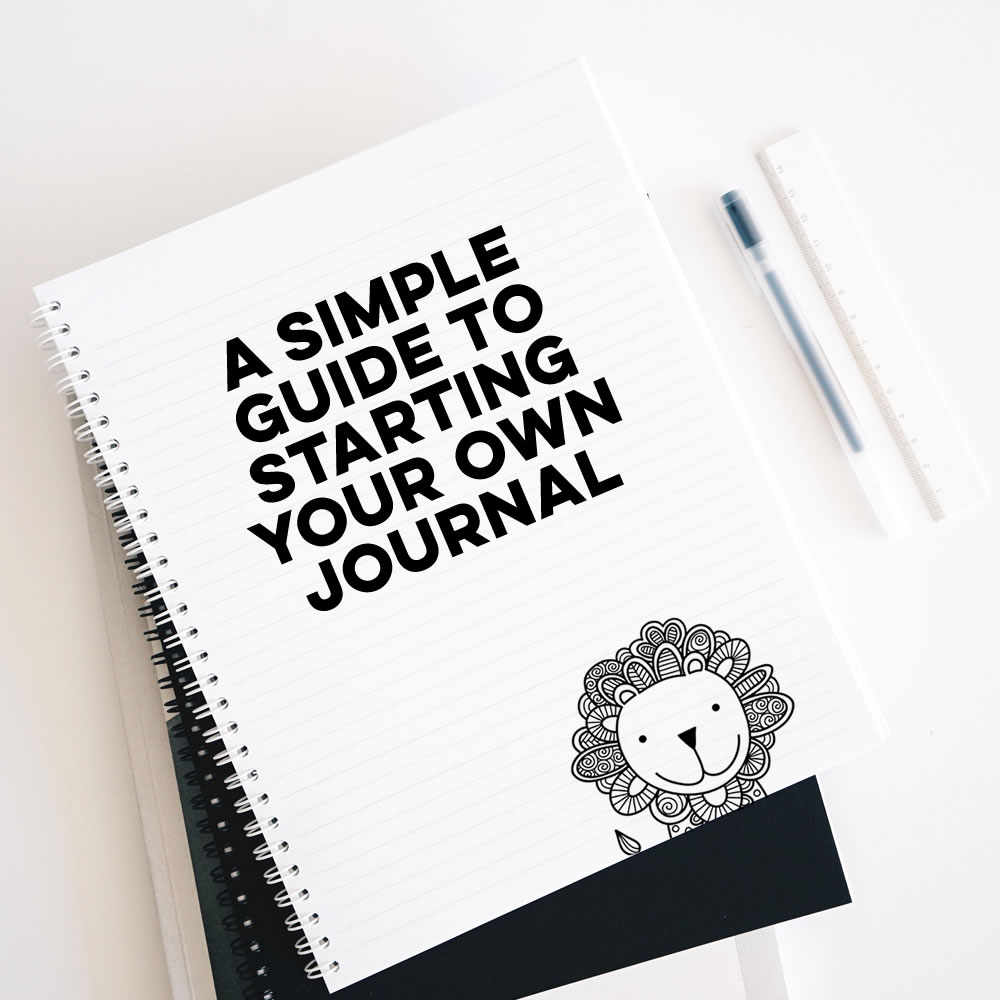 What is a journal and how do I start one?