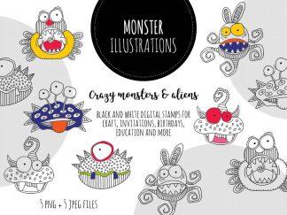 DIY monsters-ds-hero