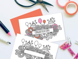 DIY party-doodle-banner