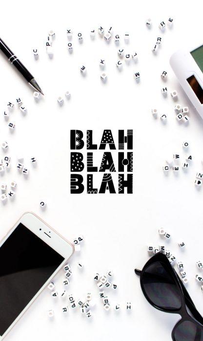 Tazi pin-blah-blah