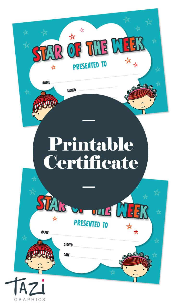 Tazi pin-certificate-star