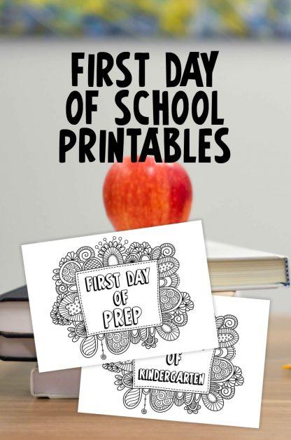 Tazi pin-first-day-school-printables
