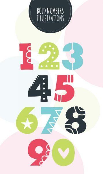 Tazi pin-graphic-numbers