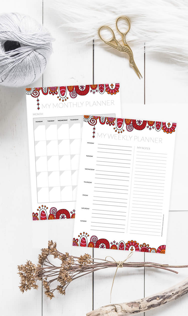 Tazi pin-planner-page