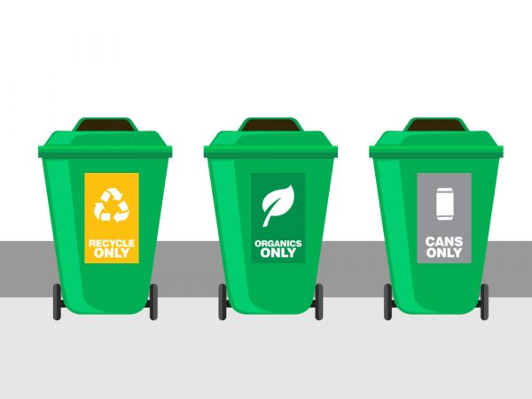 Tazi recycle-bin-labels