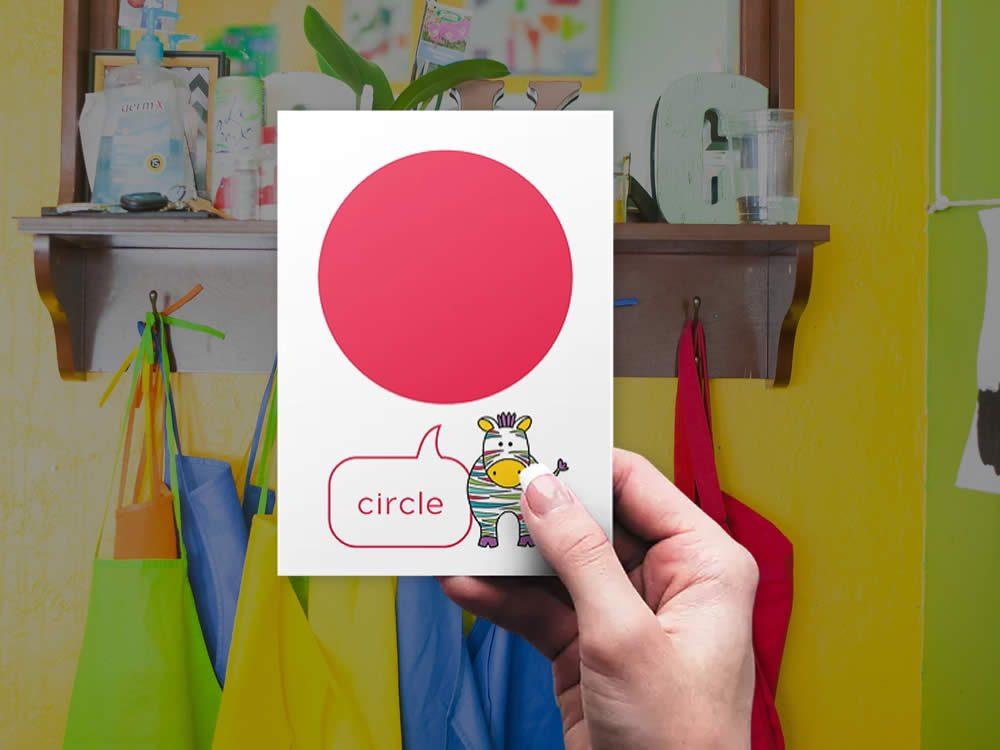 Tazi shapes-circle