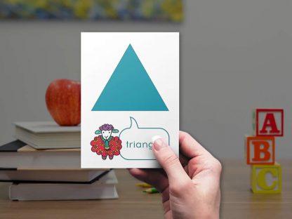 Tazi shapes-triangle