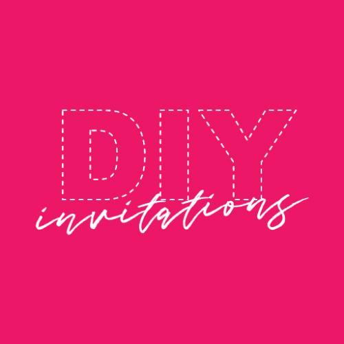 DIY Invitations Icon