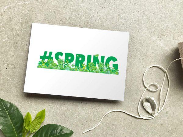 DIY spring