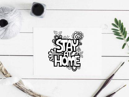Tazi stay-at-home-bw