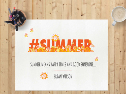 DIY seasons-summer-quote-mockup
