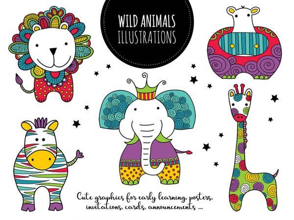 DIY wild-animals