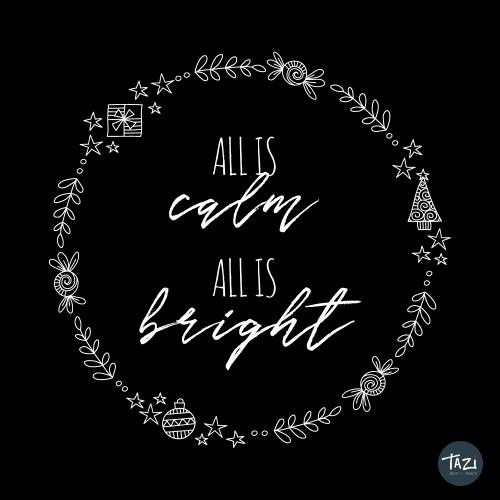 Tazi xmas-calm-bright