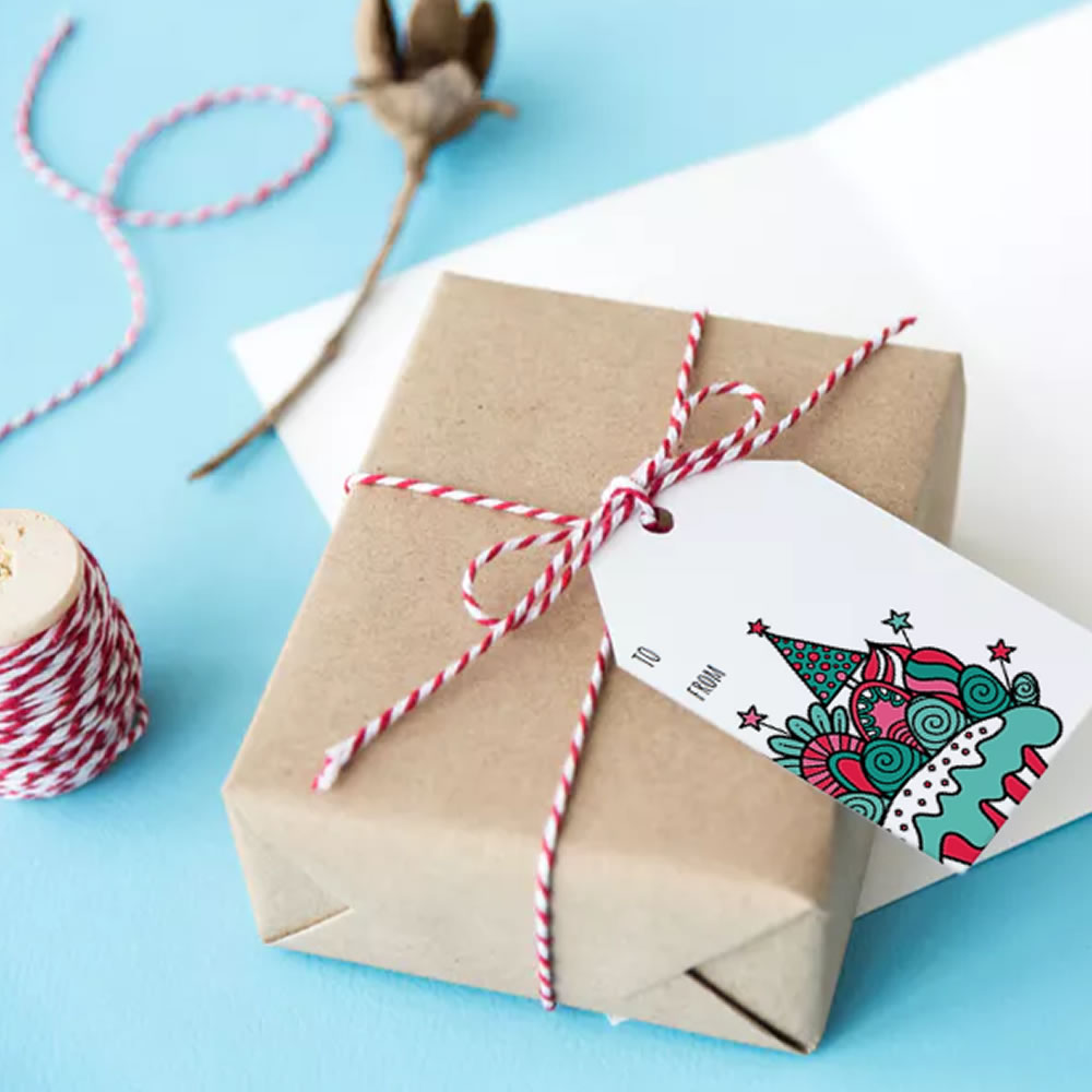Christmas Gift Tags (Free Download)